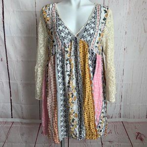 Stella Lane Medium Vintage Style Tunic